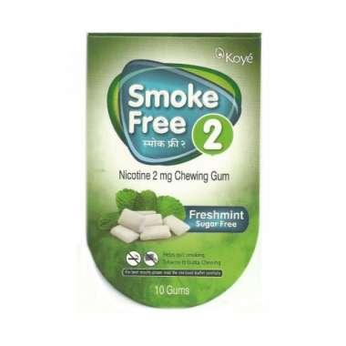 Smoke Free  2mg Chewing Gums
