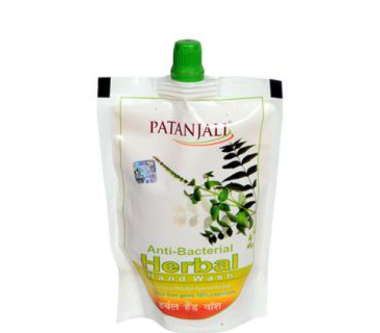 PATANJALI ANTI BACTERIAL HERBAL HANDWASH POUCH