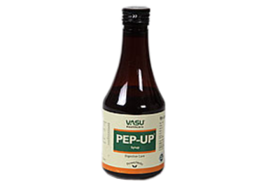 Pep UP   Syrup