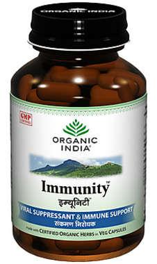 Organic India Immunity    Capsule