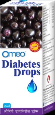 OMEO DIABETES DROP