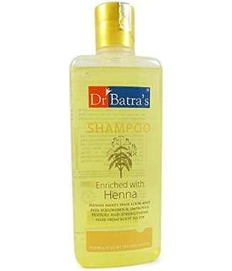 DR BATRA'S HENNA SHAMPOO