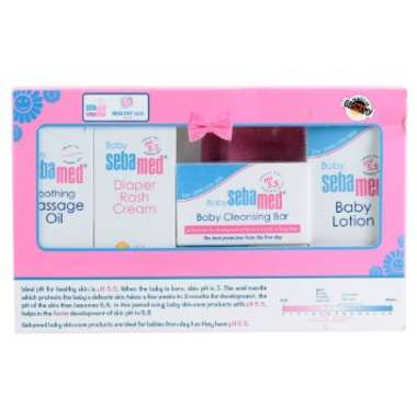 SEBAMED BABY SKIN CARE KIT