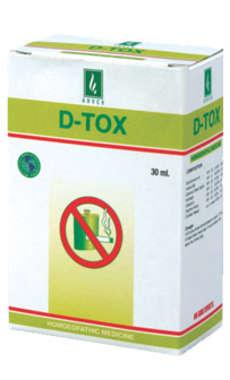D-TOX DROP