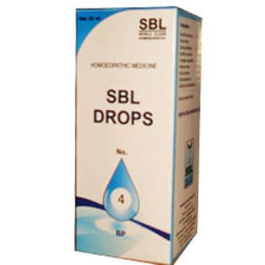 SBL DROPS NO. 4
