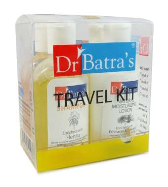 DR BATRA'S TRAVEL KIT