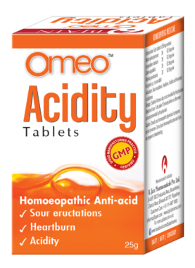 OMEO ACIDITY TABLET