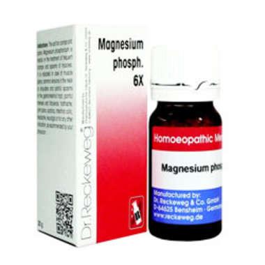 DR. RECKEWEG MAGNESIUM PHOSPH BIOCHEMIC TABLET 6X