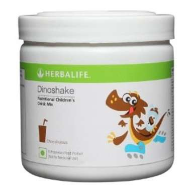 HERBALIFE DINOSHAKE  DRINK MIX POWDER