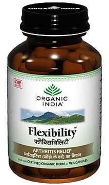 Organic India Flexibility    Capsule