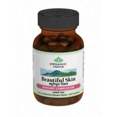 Organic India Beautiful Skin    Capsule