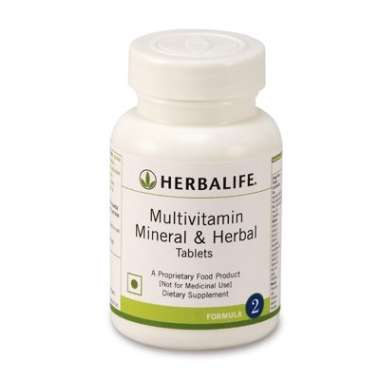 HERBALIFE FORMULA 2 MULTIVITAMIN MINERAL & HERBAL TABLET