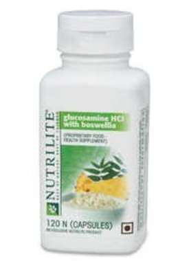 Amway Nutrilite Glucosamine Hcl with Boswellia   Capsule