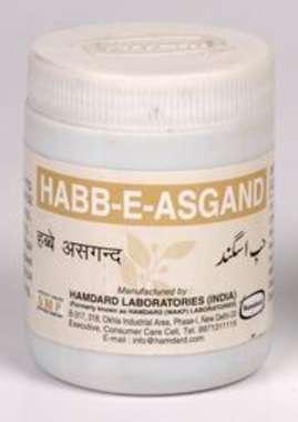 HAMDARD HABB-E-ASGAND