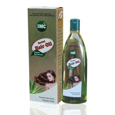 IMC HERBAL HAIR  OIL