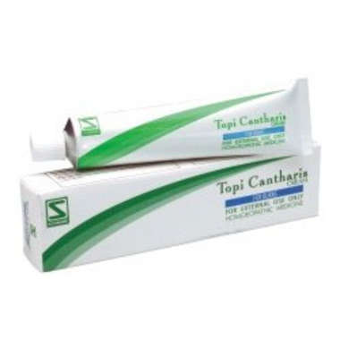 TOPI CANTHARIS  CREAM