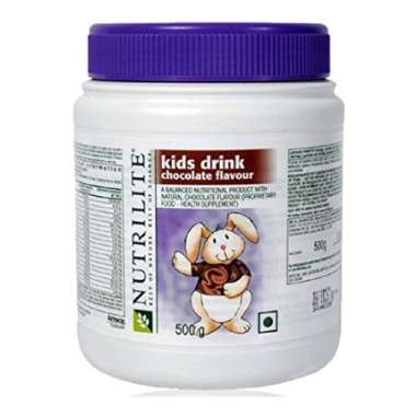 NUTRILITE KIDS DRINK POWDER CHOCOLATE