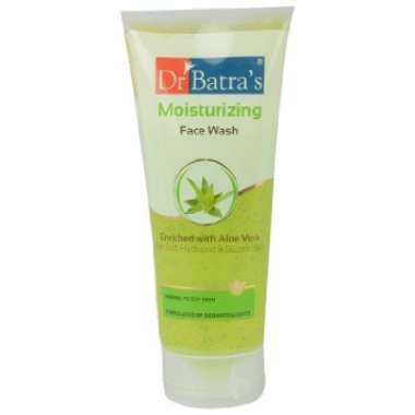 DR BATRA'S MOISTURIZING FACE WASH
