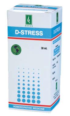 D-STRESS DROP