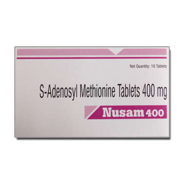 NUSAM 400MG TABLET