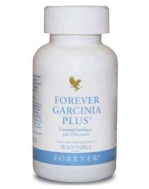 FOREVER GARCINIA PLUS SOFTGELS