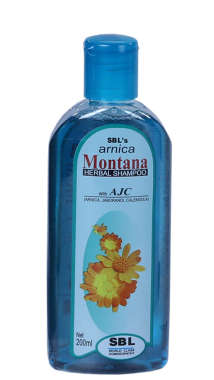 ARNICA MONTANA (SBL) HERBAL SHAMPOO
