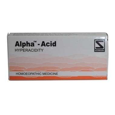 ALPHA - ACID  TABLET