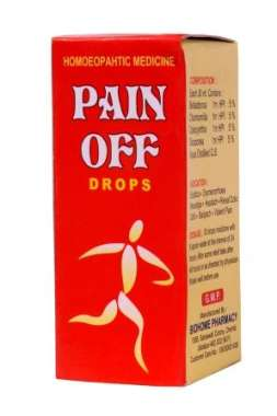 PAIN OFF  DROP