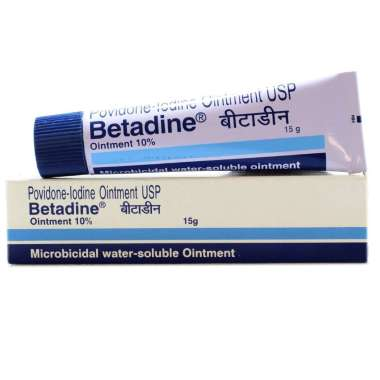 BETADINE 10% OINTMENT