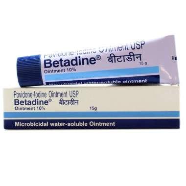 Betadine 10% Ointment
