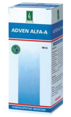 ADVEN ALFA - A TONIC