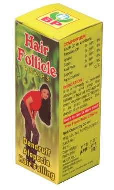 HAIR FOLLICLE DROP