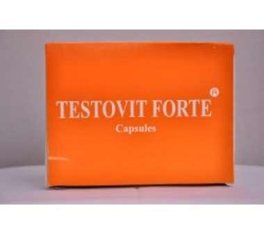 TESTOVIT FORTE CAPSULE