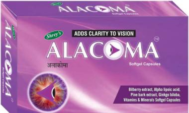 ALACOMA SOFT GELATIN CAPSULE