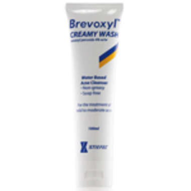 BREVOXYL CREAMY WASH LIQUID