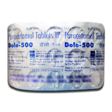 DOLO   500 MG TABLET