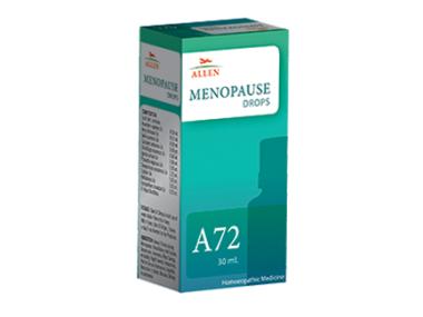 A72 MENOPAUSE DROP - 30ML