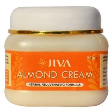 JIVA ALMOND  CREAM