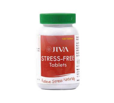 JIVA STRESS-FREE TABLET