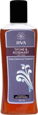 JIVA THYME & ROSEMARY HAIR OIL