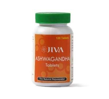 JIVA ASHWAGANDHA TABLET