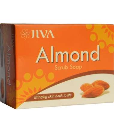 JIVA ALMOND  SCRUB SOAP