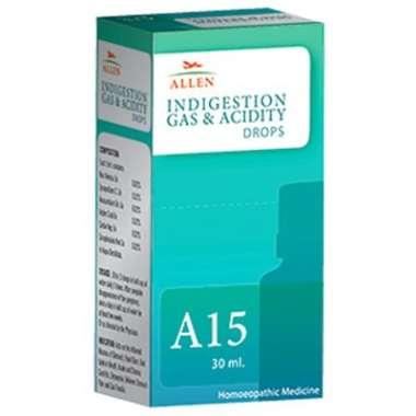 A15 INDIGESTION, GAS & ACIDITY DROP