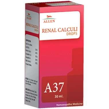 A37 RENAL CALCULI DROP
