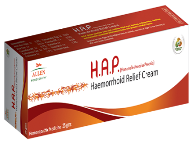 H.A.P HAEMORRHOID RELIEF CREAM