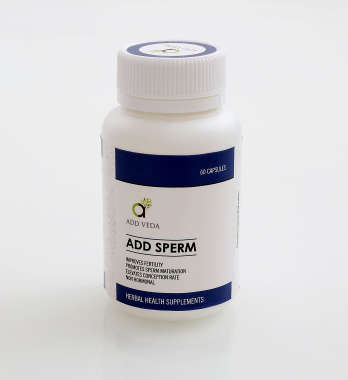 ADD SPERM  CAPSULE
