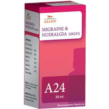 A24 MIGRAINE AND NUERALGIA DROP