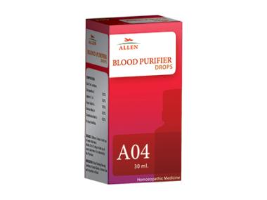 A04 BLOOD PURIFIER DROP