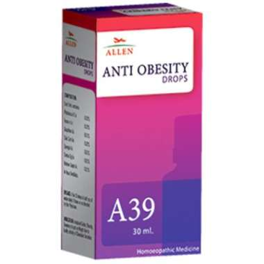 A39 ANTI OBESITY DROP