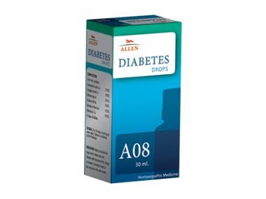 A08 DIABETES DROP